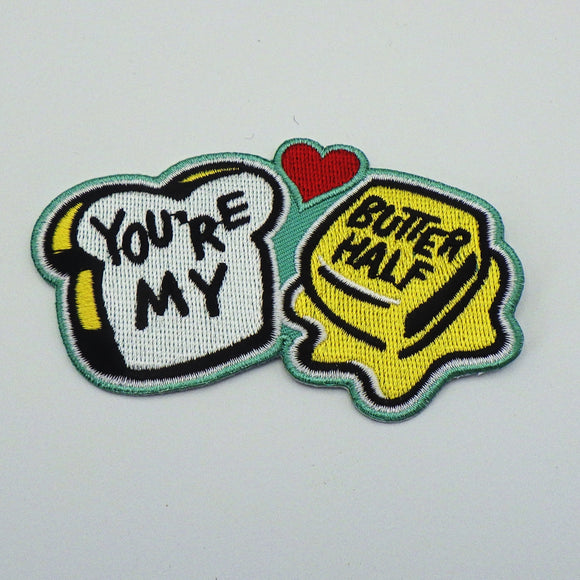Patch - You're My Butter Half