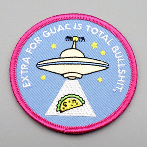 Patch - Extra for Guac Is Total BullS***