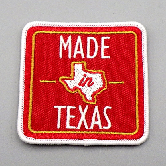 Patch - Made In Texas