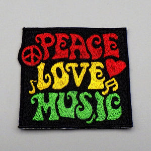 Patch - Peace Love Music