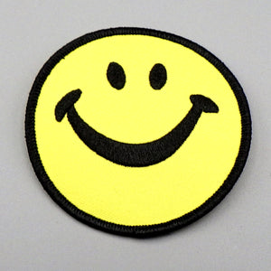 Patch - Smiley