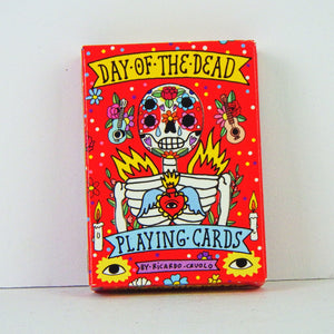 Playing Cards - Day of the Dead