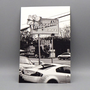 Postcard - Magnolia Cafe West