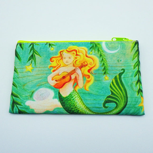 Coin Bag - Mermaid by Eya Claire