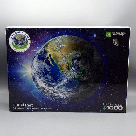 Jigsaw Puzzle - Our Planet (1000 Pcs)