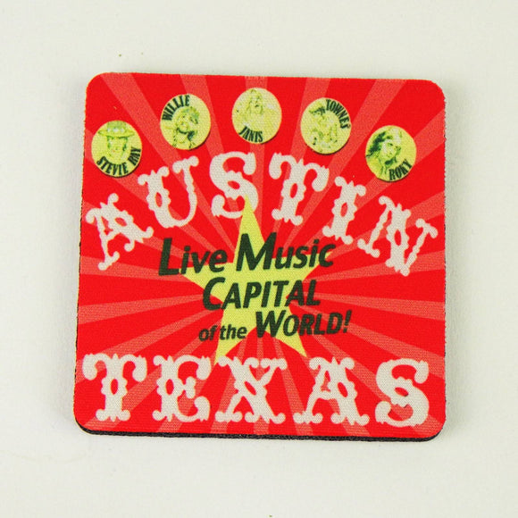 Rubber Coaster - Austin Live Music Capitol of the World