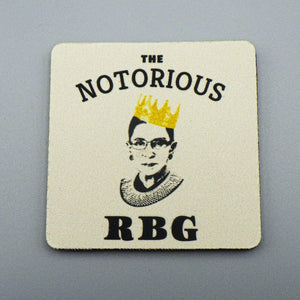 Rubber Coaster - Justice Ginsburg