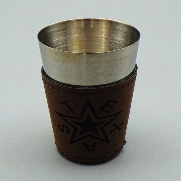 Shot Glass - Texas Star