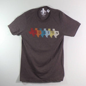 T-Shirt - Austin Six Texas Tee