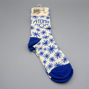 Women's Crew Socks - Atomic Mom
