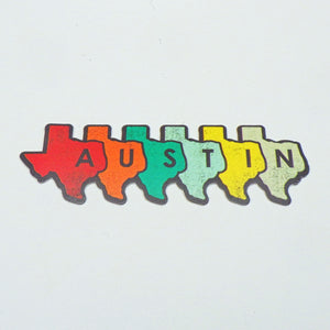 Sticker - Austin Texas