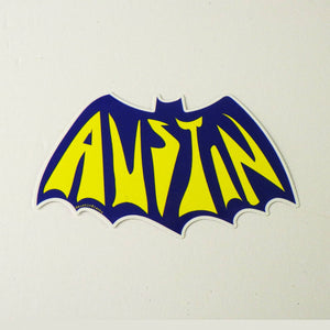 Sticker - Austin Bat