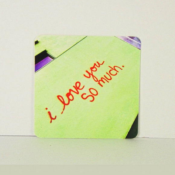 Sticker - I Love You So Much