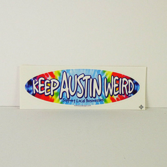 Sticker - Keep Austin Weird