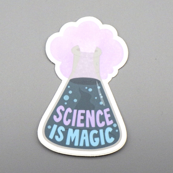 Sticker - Science Is Magic