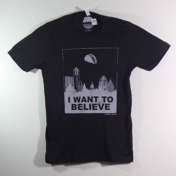 T-Shirt - I Want To Believe