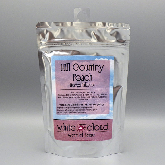 Tea - Hill Country Peach, Herbal Infusion