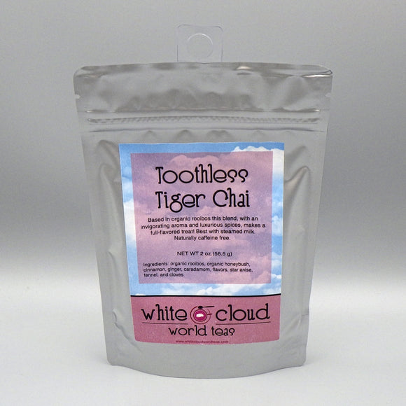 Tea - Toothless Tiger Chai