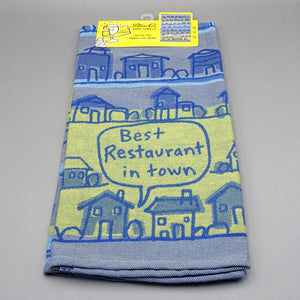 Dish Towel - Best Restaurant in Town