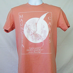 T-Shirt - Magnolia Proto-Flamingo Dusty Rose
