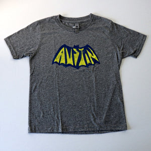 Youth T-Shirt: Austin Bat