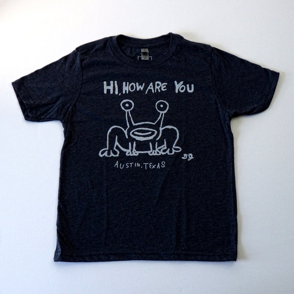 Youth T-Shirt: Hi, How Are You?