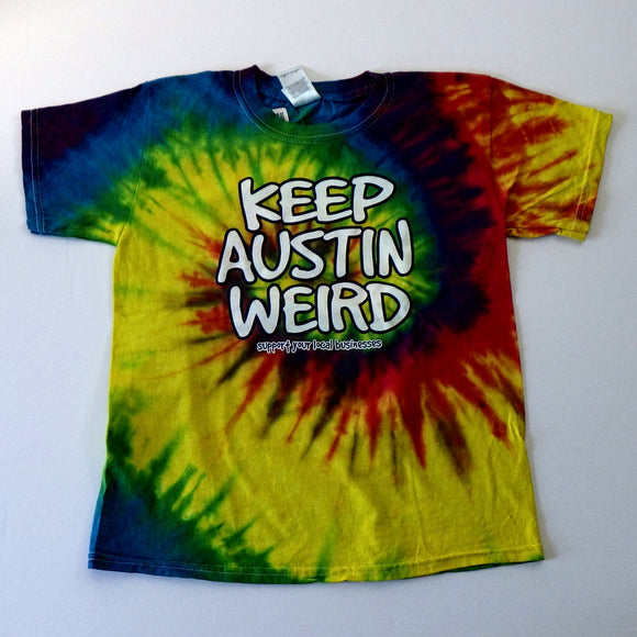 Youth T-Shirt: Keep Austin Weird