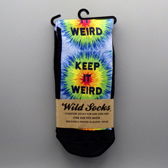Socks - Keep It Weird