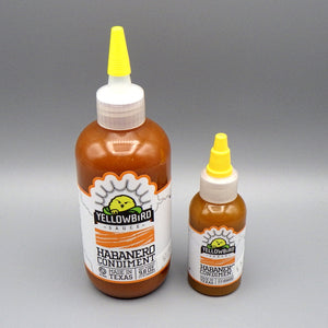 Hot Sauce - Habanero Condiment by Yellowbird