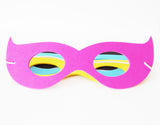 Girl Superhero Birthday Party Package for 12