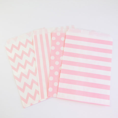 Treat Bags {Blush Pink}