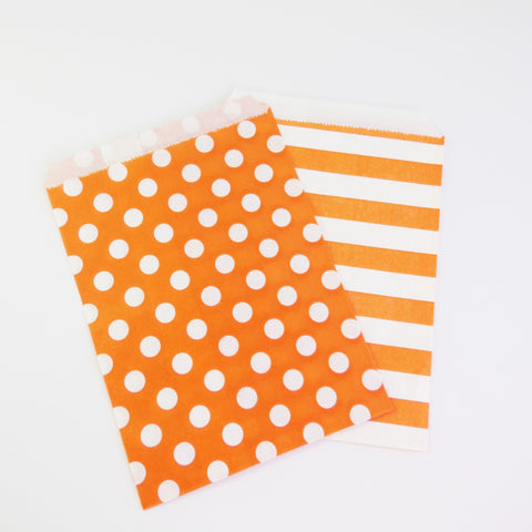 Treat Bags {Orange}