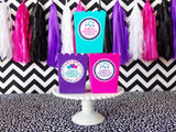 Rock Star Lollipop Party Favors