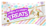 Unicorn Birthday Krispy Rice Treat Wrappers