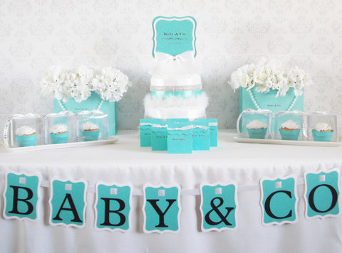Baby & Co. Baby Shower Package