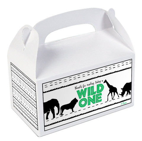Wild One Gable Boxes