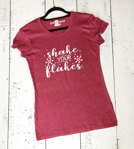 shake your flakes shirt