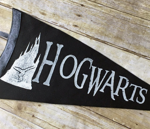 Magical House Collection - Vintage Style Pennants