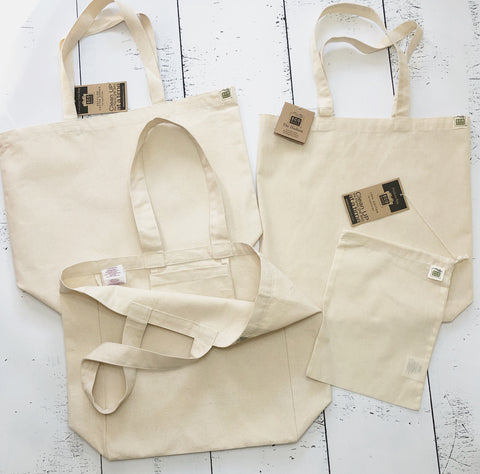 a custom canvas tote bag