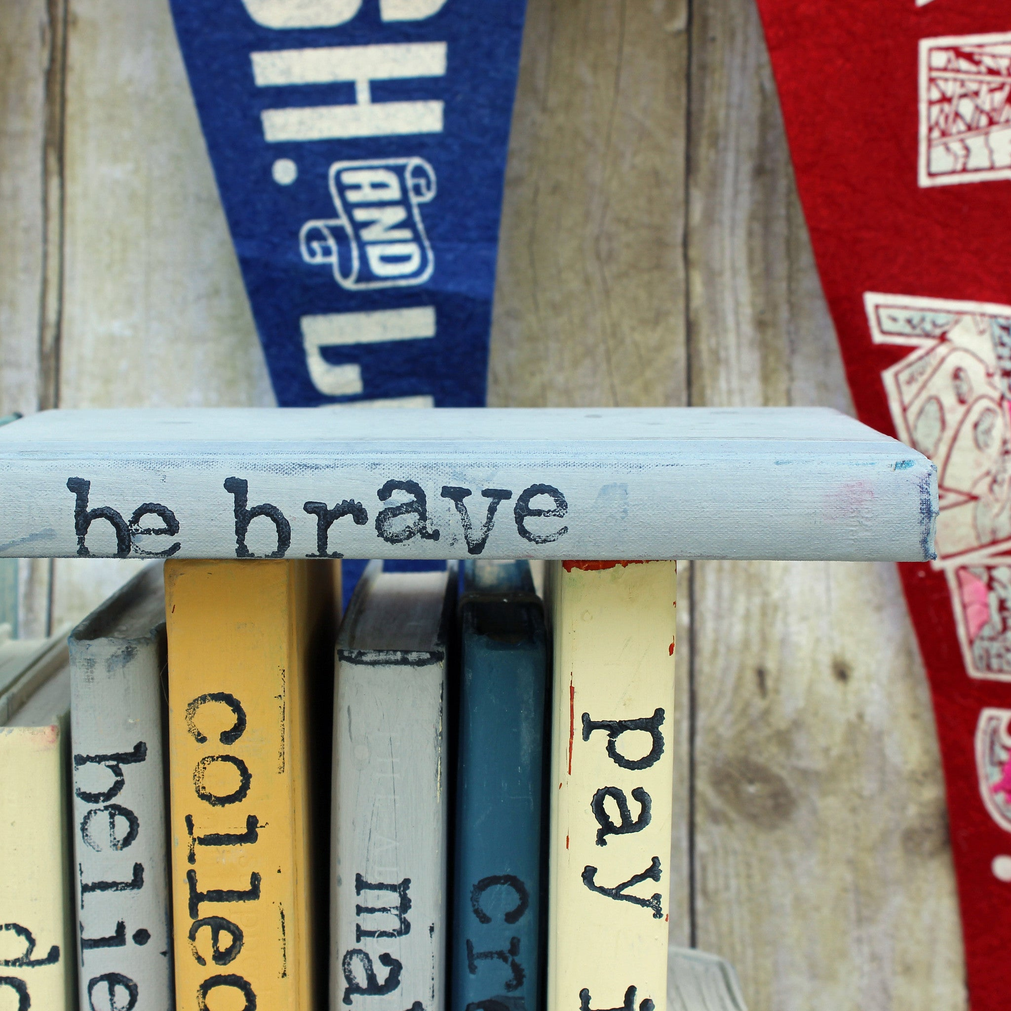 be brave repurposed book