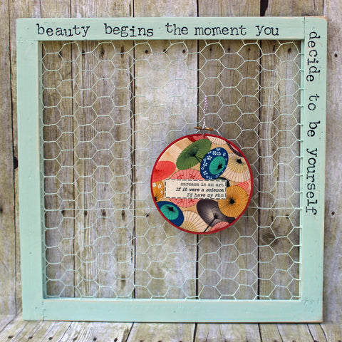 beauty begins chix wire frame