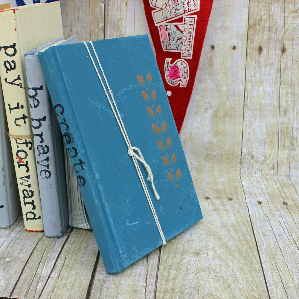 create book art - Pretty Clever Words