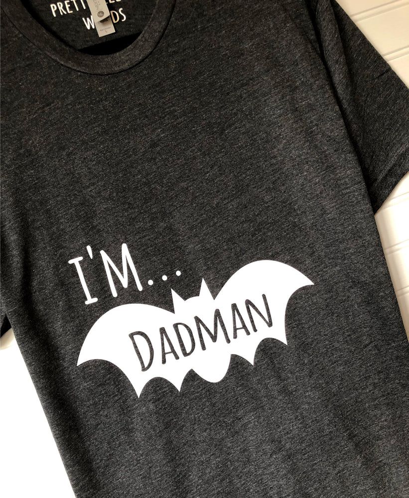 dadman - men's shirt - Pretty Clever Words