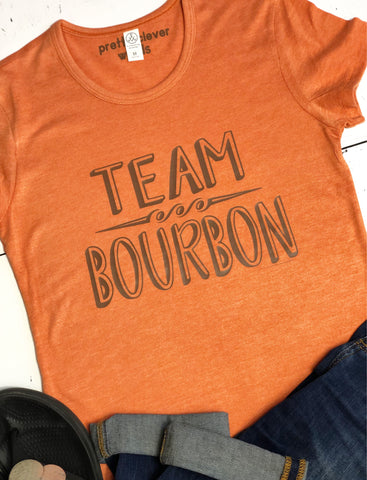 team bourbon shirt