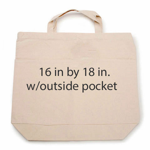 straight outta the amazon - tote bag - Pretty Clever Words