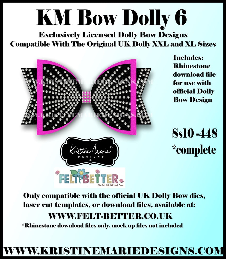 KM Bow Dolly 6