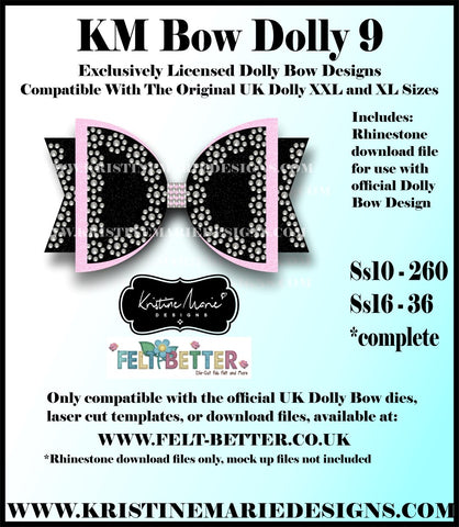 KM Bow Dolly 9