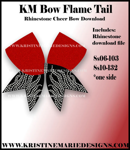 KM Bow Flame Tail