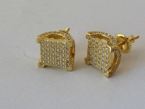 Icey Box Earrings