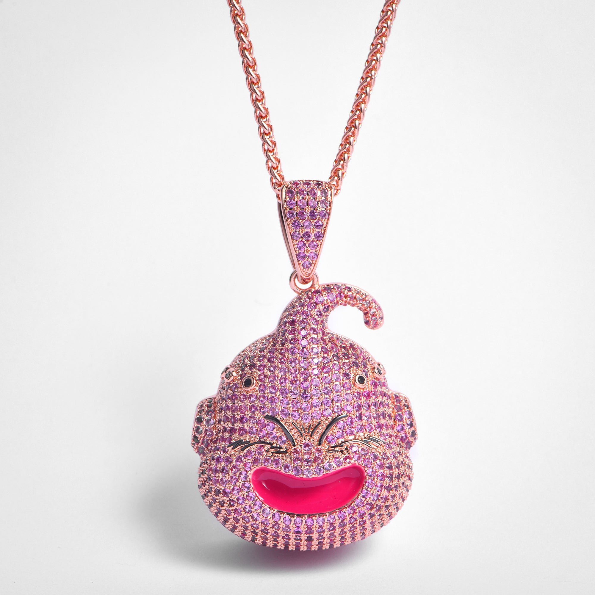 18K Gold Fat Buu Necklace